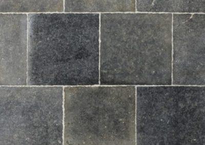 Blaustein handgefertigt 28 x 28 cm