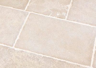 Handgefertigte Natursteinplatten Beige-Elfenbeinfarbe Bahnenware breite 40 und 50 cm für innen und aussen_4