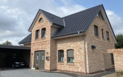 """Bauvorhaben Heide – Mauerziegel """"Stettin"""""""